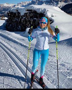 Ski Girl, Sport Girl, Xc Ski, Ski Racing, Alpine Skiing, Cross Country Skiing, Curvy Outfits, Winter Sports, Fashion Shoot