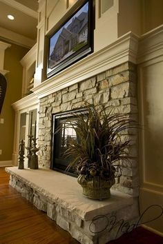 Fireplaces Photos | Home Builders Bloomington IL