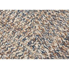 Andover Mills Russett Lake Blue Rug Rug Size: 4' x 6'