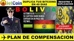 JETCOIN BOLIVIA-PRESENTACION OFICIAL-DERRAME MUNDIAL-JETCOIN -JETCOIN ES...