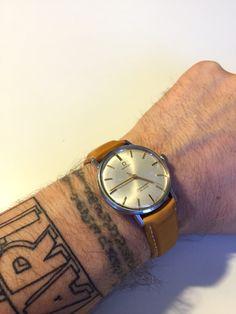 Omega Seamaster Deville Vintage Watch