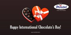Save the earth. It's the only planet with Chocolate. Happy International Chocolate's Day! For More : http://www.mental.net.in/