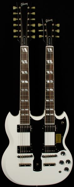 Mid 60's EDS-1275 Double Neck | SG | Gibson Custom Shop | Electrics | Wildwood Guitars