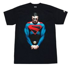 Fancy - Superman Kingdom Come III T-Shirt