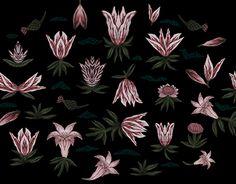 "Check out new work on my @Behance portfolio: ""Magical Garden"" http://be.net/gallery/38426349/Magical-Garden"
