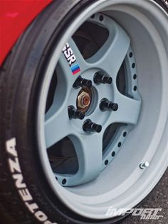 Canibeat First Class Fitment show: SSR Wheel on a #S2K