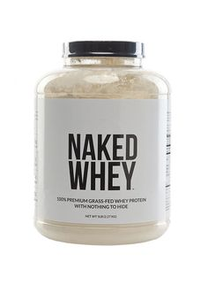 Grass-Fed Whey Protein Powder - From Grass Fed Cows' Milk From Small Dairy Farms…
