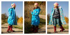 lova03 Austria, Kimono Top, Create, Tops, Women, Fashion, My Daughter, Winter Coat, Sewing Patterns