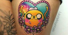 We show you the cutest Laura Anunnaki tattoos in this funny Smosh gallery!
