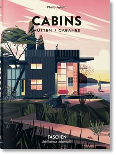 Architecture books - Cabin In The wood Illustration Illustration Arte, Design Graphique, Book Design, Design Design, Interior Design, Vector Art, Illustrators, Concept Art, Images
