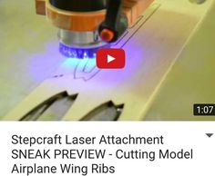 85 Best Videos, tutorials, helpful hints for #STEPCRAFT #CNC router