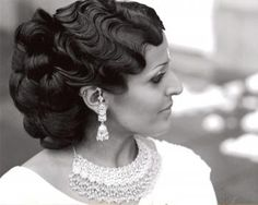 Finger Waves Updo http://www.womandivorcesupport.com/divorce-articles/dating-after-divorce/get-noticed-try-an-updo-pin it from carden
