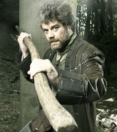 Robin Hood bbc  | Little John, played by Gordon Kennedy, is known for his strength and ...