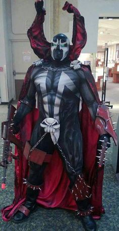 Badass Spawn Cosplay