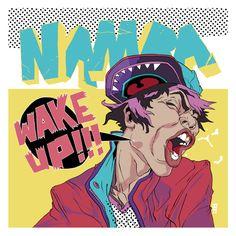 Album Cover for Akihira Namba on Behance