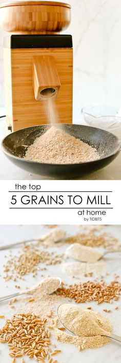 The Top 5 Grains to