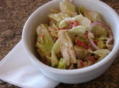 and Charlie's Salad Rich and Charlie's Salad (Pasta House Company) This salad is from a popular Italian restaurant in St.Very Very is an intensifier in the English language. It may also refer to: Cooking Recipes, Healthy Recipes, Yummy Recipes, Dinner Recipes, Healthy Habits, Healthy Foods, Holiday Recipes, Keto Recipes, Italian Salad