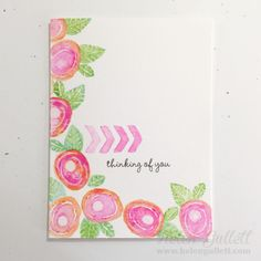 Hope You Can Cling To Challenge 2015 | http://helengullett.com/?p=7805 | Card7-HYCCT1524-Thanks-Bunches