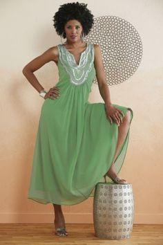 Queenie Maxi Dress from ASHRO | PI26742