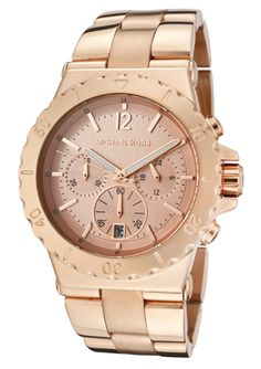 Michael Kors Chronograph Rose Gold Tone Watches for Men and Women Boutique Michael Kors, Michael Kors Sale, Michael Kors Boots, Michael Kors Watch, Michael Kors Armband Gold, Michael Kors Rose Gold, Big Girl Fashion, Watch Sale, Lady