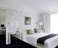 Hollywood Glamour Interior Design from Greg Natale Design