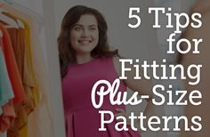 Sewing can be a challenge even when using pre-drafted patterns and available resources. For garments intended for plus size wearers. Sewing Lessons, Sewing Hacks, Sewing Tutorials, Sewing Tips, Sewing Projects, Sewing Ideas, Dress Tutorials, Sewing Basics, Plus Size Sewing Patterns