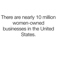 National Women's Small Business Month. #national #business #month #October