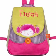 Rosalie, Bb, Lunch Box, Backpacks, Collection, Bags, Personalized Backpack, Nursery School, Book Bags