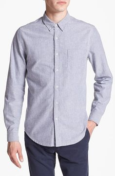 Oxford shirts. Who doesn't want more? #Nordstrom