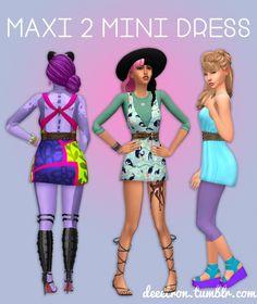 Movie Hangout Maxi 2 Mini by dtron at SimsWorkshop via Sims 4 Updates