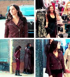 Rose Hathaway's outfit at the mall