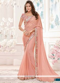 Fashion and style always depends on good color and fantastic combination of shades and so we create best shades to enhance your beauty and personality. Superb craftmanship of embellishments exhibited ...