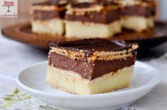 Domowa cookierenka Agi: Kaszak - ciasto z kaszą manną