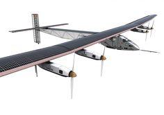 Solar Impulse 2 sports over 17,000 solar cells (Image: Solar Impulse)