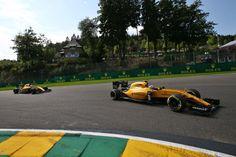 ルノー:ジョリオン・パーマーが15位完走 / F1ベルギーGP  [F1 / Formula 1]