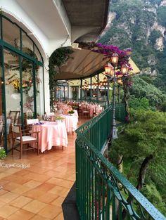 San Pietro Hotel Positano Italy