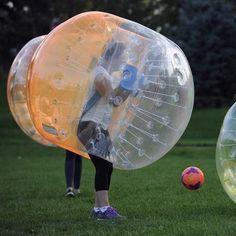 PVC 1.5m Air Bumper Ball Soccer Zorb Ball