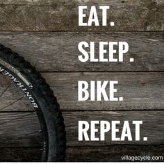 Don't mind if we do! #WellnessWednesday #BikeLife #Biking #Cycling #BikeCHI #VillageCycle #EatSleepBikeRepeat