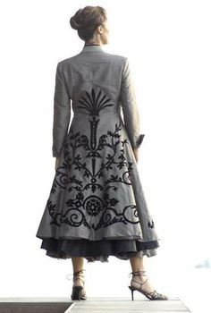 pennytea:    Steampunk Coat.