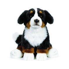 Webkinz Signature Bernese Mountain Dog ($110) ❤ liked on Polyvore featuring toys, bernese mountain dogs, stuffed toys and webkinz
