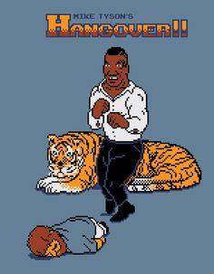 Mike Tyson's Hangover