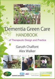 Dementia Green Care Handbook of Therapeutic Design and Practice - Garuth Chalfont Environmental Factors, Environmental Design, Prayer Garden, Sensory Garden, Dementia, Horticulture, Workplace, Therapy, Healing