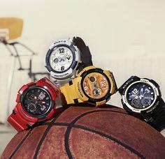 製品情報 BABY-G watch active
