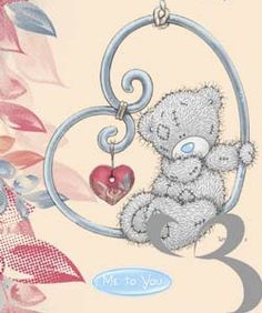 Tatty Teddy Teddy Pictures, Bear Pictures, Cute Pictures, Bear Pics, Tatty Teddy, Fizzy Moon, Blue Nose Friends, Bear Illustration, Love Bear