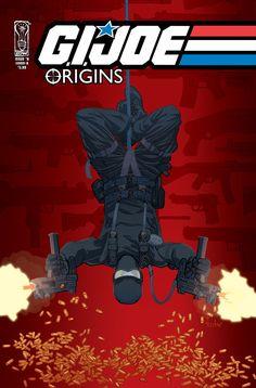 GI JOE ORIGINS 8 cover by gatchatom on deviantART