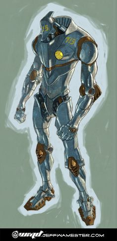 TITAN by *jeffwamester on deviantART