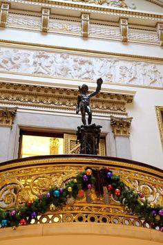 Christmas at Buckingham Palace