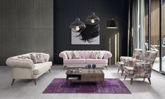 Sofa Design, Furniture Design, Guest Room, Love Seat, Sweet Home, Couch, Retro, Modern, Home Decor