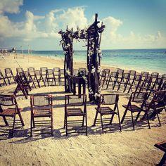 Dreams Riviera Cancun Mayan Riviera Mexico, Wedding Show, Cancun, Destination Wedding, Paradise, Dreams, Places, Destination Weddings, Lugares