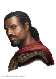 a collection of inspiration for settings, npcs, and pcs for my sci-fi and fantasy rpg games. hopefully you can find a little inspiration here, too. Fantasy Male, Fantasy Rpg, Medieval Fantasy, Black Characters, Dnd Characters, Fantasy Characters, Fantasy Portraits, Character Portraits, Character Art